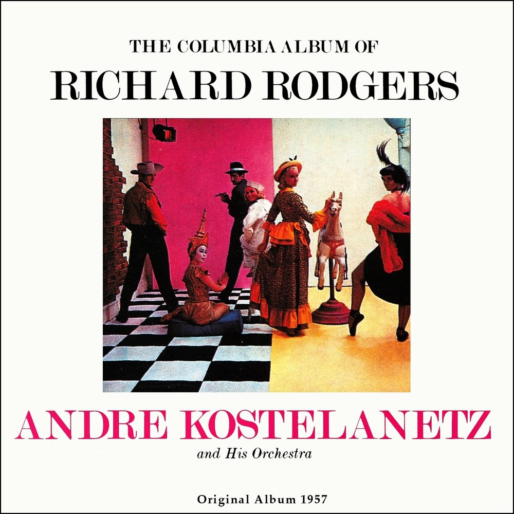 André Kostelanetz And His Orchestra* Andre Kostelanetz And His Orchestra - Wonderland Of Golden Hits