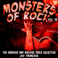 Monsters Of Rock Karaoke Vol. 18 — Monsters of Rock