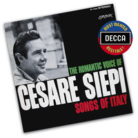 The Romantic Voice Of Cesare Siepi: Songs Of Italy — Cesare Siepi