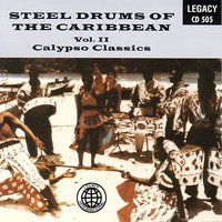 Steel Drums Of The Caribbean Vol 2 - Calypso Classics — Jamaican Steel Band