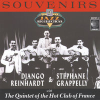 Souvenirs — Django Reinhardt, Stéphane Grappelli, Quintet Of The Hot Club Of France