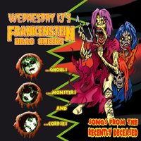 Songs From The Recently Deceased (Re-Issue) — Wednesday 13's Frankenstein Drag Queens