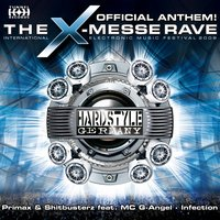 Infection (feat. MC G Angel) [Hardstyle Germany Anthem 09] — Primax, Shitbusterz