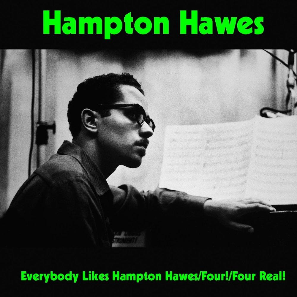 Hampton Hawes - Blues For Walls