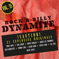 Rock-A-Billy Dynamite, Vol. 35 — сборник