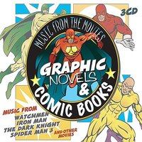 Music From the Movies - Graphic Novels & Comic Books — Global Stage Orchestra