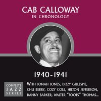 Complete Jazz Series 1940 - 1941 — Cab Calloway