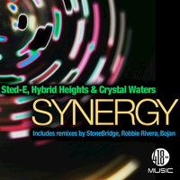 Synergy — Sted-E, Hybrid Heights, Crystal Waters