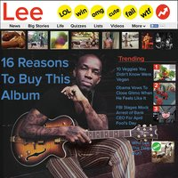 16 Reasons to Buy This Album — Lee
