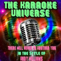 There Will Never Be Another You [In the Style of Andy Williams] — The Karaoke Universe