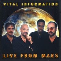 Live from Mars — Steve Smith, Vital Information