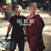 fall out boy слушать