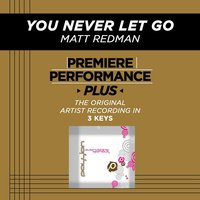 You Never Let Go (Premiere Performance Plus Track) — Matt Redman