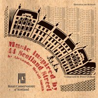 Music Inspired by 44 Scotland Street — Peter Graham, The Royal Conservatoire of Scotland Wind Orchestra