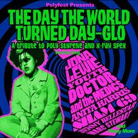 Polyfest Presents… the Day the World Turned Day-Glo - A Celebration of Poly Styrene and X-Ray Spex — сборник