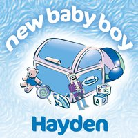 New Baby Boy Hayden — The Teddybears
