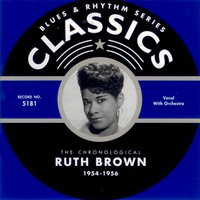 1954-1956 — Ruth Brown