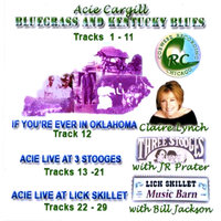 Kentucky Blues and Bluegrass — Acie Cargill, Claire Lynch