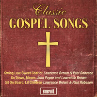 Classic Gospel Songs — Lawrence Brown
