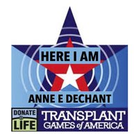 Here I Am (Transplant Games of America Theme Song) — Anne E. DeChant