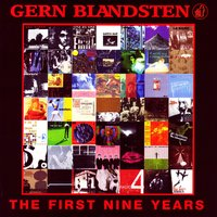 Gern Blandsten: The First Nine Years — Various Artists - Gern Blandsten Records