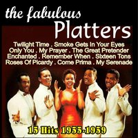 The Fabulous Platters 1955-1959 — The Platters