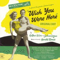 Wish You Were Here — Original Broadway Cast of Wish You Were Here