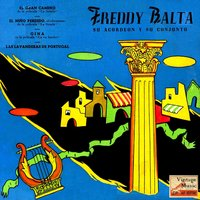 "Vintage Jazz Nº 40 - EPs Collectors, ""His Accordion And His Orchestra"" — Freddy Balta"