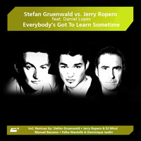 Everybody's Got to Learn Sometime — Stefan Gruenwald, Jerry Ropero, Daniel Lopes