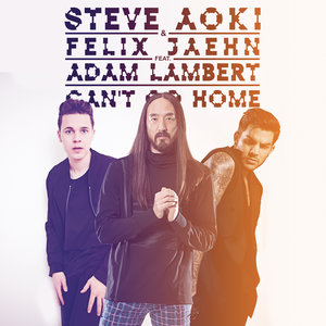 Steve Aoki, Felix Jaehn, Adam Lambert - Can't Go Home