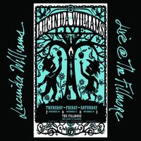 Live @ The Fillmore — Lucinda Williams