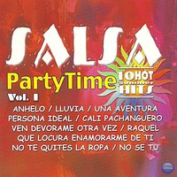 Salsa Party Time Vol. 1: 10 Hot Summer Hits — сборник