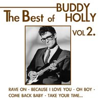 The Best Of Vol.2 — Buddy Holly & the Picks