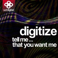 Tell Me That You Want Me — Digitize, Kelle