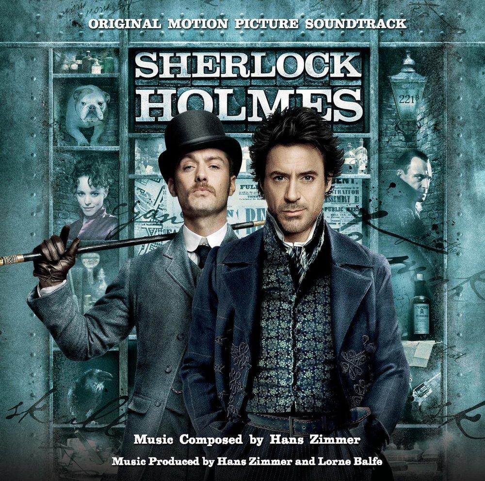 саундтреки к фильму шерлок холмс 2 поцелуй