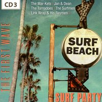 Surf Party - The First Wave, Vol. 3 — сборник