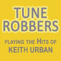 Tune Robbers Playing the Hits of Keith Urban — Tune Robbers