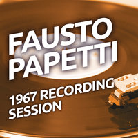 Fausto Papetti - 1967 Recording Session — Lucio Dalla, Ornella Vanoni, Gianni Morandi, The Primitives, Fausto Papetti, The Meteors