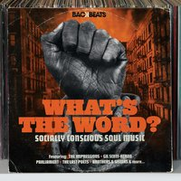 What's The Word – Socially Conscious Soul Music — сборник