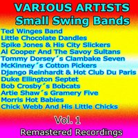 Small Swing Bands, Vol. 1 — Джордж Гершвин