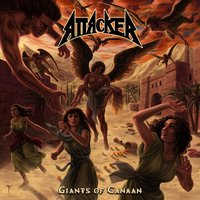 Giants of Canaan — Attacker