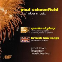 Chamber Music of Paul Schoenfield — Paul Schoenfield