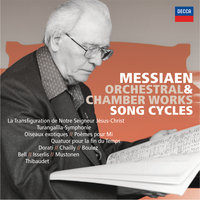 Messiaen Edition Vol.1: Orchestral & Chamber Works / Song Cycles — сборник