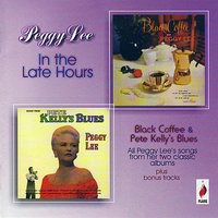 In The Late Hours — Gordon Jenkins, Victor Young, Peggy Lee, Lou Levy, Jimmy Rowles, Pete Candoli