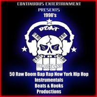 1990's Beat Monstarrs: 50 Raw Boom Bap Rap New York Hip Hop Instrumentals, Beats & Hooks — Beat Monstarrs