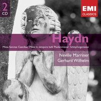 Haydn: Masses. — Sir Neville Marriner/Gerhard Wilhelm, Йозеф Гайдн