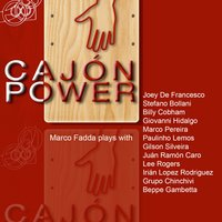 Cajón Power — Marco Fadda