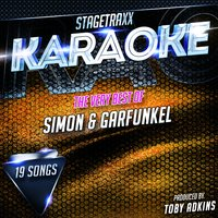 Stagetraxx Karaoke: The Very Best of Simon & Garfunkel — Toby Adkins