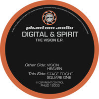 The Vision EP — Digital, Digital & Spirit, Spirit