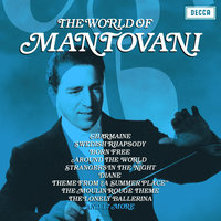 The World Of Mantovani — Mantovani & His Orchestra